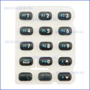 Резиновая клавиатура Motorola WT4000-WT4070-WT4090