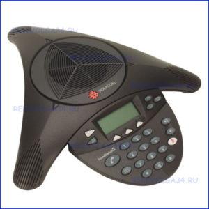Терминальное устройство Polycom SoundStation-W-EX 2200-16200-122