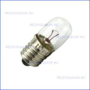 Лампа малогабаритная СМ24-4-Е10