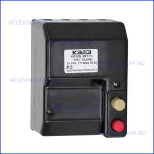 Автоматический выключатель АП50Б-3МТ-10КР 40А