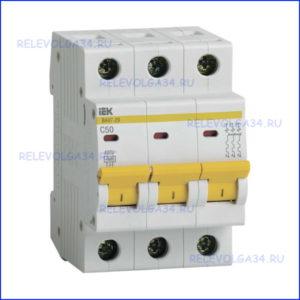 Автоматический выключатель ВА47-29-50А