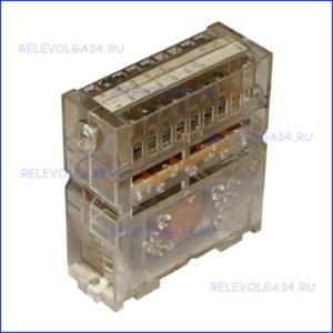 Реле промежуточное ПЭ-37-62 220в50Гц