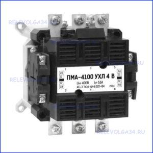 Пускатель ПМА-4100 380В IP00