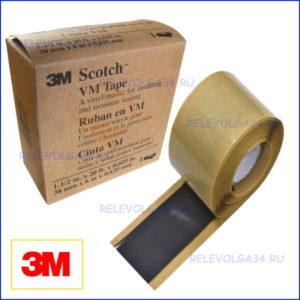 Скотч лента мастичная VM 38мм х 6м