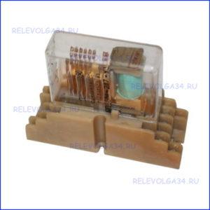 Реле промежуточное РП-20М-217-У3 220в50Гц (4з+4р)