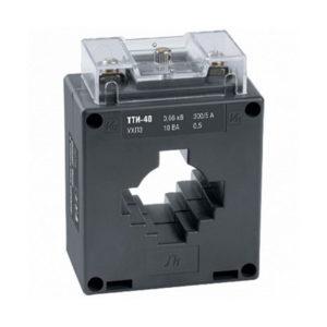 Трансформатор тока ТТИ-40 400/5А 10ВА