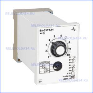 Реле времени ВЛ-55 (0,1-30cек) 220в50Гц