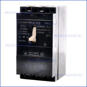 Автоматический выключатель АЕ2046М-10Р-00-У3 63А