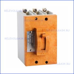 Автоматический выключатель АК50К-3МГ 6А