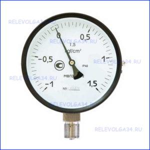 Манометр МВП-3А-УУ2 (-1- 0+24 кг/см2)