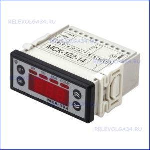 Холодильный контроллер МСК-102-14 в комплекте с 1 NTC