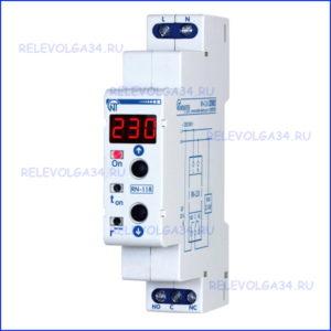 Реле напряжения РН-118, 2,3 кВт (10А)