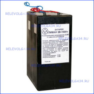 Батарея ЛИМАН 5В-150Ач