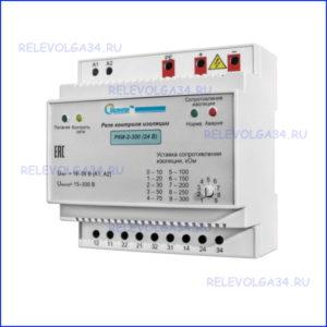 Реле контроля изоляции РКИ-2-300 (24В)