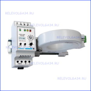 Реле тока утечки РТУ-300 рис.3