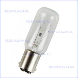 Лампа малогабаритная Ц 110-4-B15d (110В, 4Вт)
